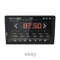 Car MP5 Player Mirror Link 9 in Touch screen Stereo Radio FM Fit For Android/IOS