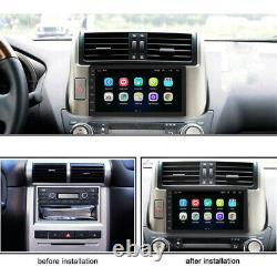 Car Multimedia Player Android 7 2DIN Stereo Radio GPS Navigation Wifi Phone BT