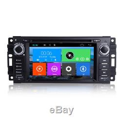 Car Stereo Radio DVD Player GPS Navigation for Jeep Wrangler Unlimited 2007-2016