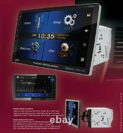 Chrysler Jeep Dodge 10.6 Bluetooth Cd/dvd Sd Usb Car Radio Stereo Package
