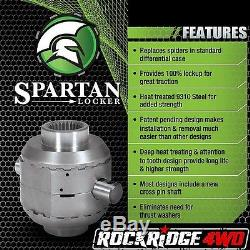 Dana 44A 44HD Spartan Locker for Jeep Grand Cherokee ZJ & WJ OPEN Differentials