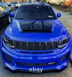 Demon hood bonnet for Jeep Grand Cherokee WK2 SRT Trackhawk 2011-2020 Renegade