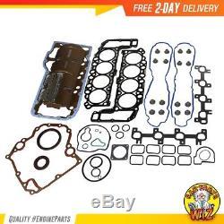 Engine Rebuild Kit Fits 99-03 Dodge Jeep Grand Cherokee 4.7L V8 SOHC 16v Cu. 287