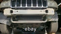 Engine skid plate for Jeep Grand Cherokee WK 2005 2010