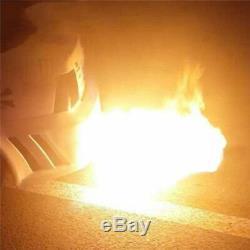Exhaust Flame Thrower Kit Fire Burner Afterburner Kit Universal For Car Modifie