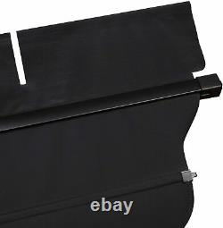 Fit Jeep Grand Cherokee 2011-2020 Cargo Cover Retractable Rear Trunk Shade