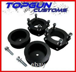 Fits 05-10 Jeep Grand Cherokee WK 3 FRONT 2 REAR FULL STEEL Lift Leveling Kit