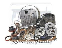 Fits Dodge 46RE 47RE A518 A618 Transmission Alto DLX Level 2 Rebuild Kit 98-02