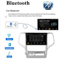For 11-13 Jeep Grand Cherokee Android 10.1 Car Radio GPS 9 Stereo Head Unit FM