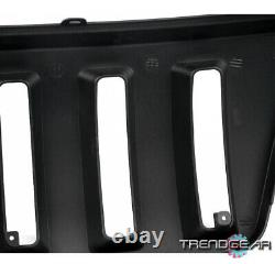 For 1999-2004 Jeep Grand Cherokee Sport Front Grille Grill Insert Abs Black