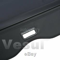 For 2011-2020 Jeep Grand Cherokee Cargo Cover Luggage Security Upgrade Trunk