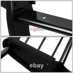 For 99-04 Jeep Grand Cherokee Wj Powder Coated Front Bumper Brush Grille Guard