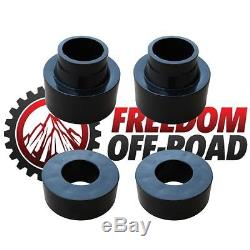 Front 3 Rear 3 Lift Kit Jeep Grand Cherokee WJ 99-04 Leveling Kit Spacer