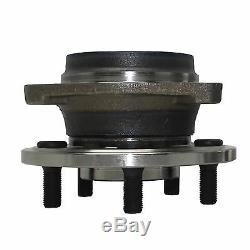 Front CV Axle Shaft Wheel Bearing Hub for 1999-2004 Jeep Grand Cherokee AWD 4WD