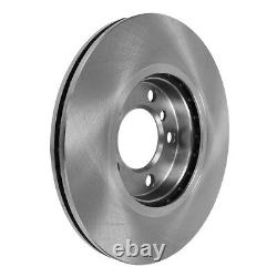 Front + Rear Rotors and Ceramic Brake Pads For Dodge Durango Jeep Grand Cherokee