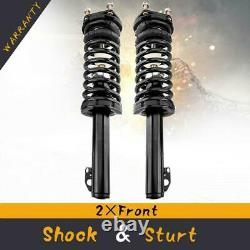 Front Struts Set for 2005 2006 2007 2008 2009 2010 Jeep Commander Grand Cherokee