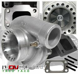GT35 GT3582.70/. 82 AR T3 Flange Oil & Water Cooled Hybrid Turbo Charger