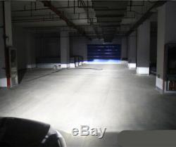 H11 9005 LED Headlight Hi/low + Fog Lights for 2007-2015 Chevy Silverado 1500