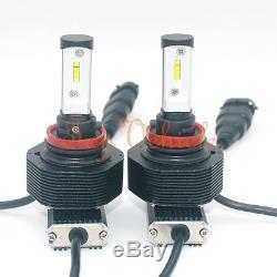 H11 9005 Total 1160W 116000LM CREE LED Headlight Hi/Lo Beam Combo Kit 6000K 6K