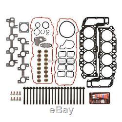 Head Gasket Bolts Set Fit 99-03 Dodge Dakora Durango RAM Jeep 4.7 SOHC VIN J, N