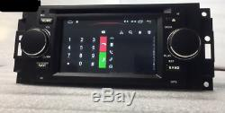Head Unit GPS for Jeep Patriot 2007 -2008, Commander Compass Grand Cherokee
