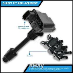 Ignition Coils Kit Set of 8 for Chrysler Dodge Jeep Ram Truck 5.7L 6.1L V8 Hemi