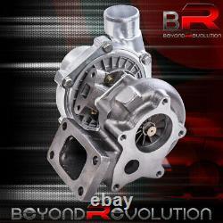 JDM Sport Performance 400Hp+ Boost Turbocharger T3/T4 T04E Turbo. 63 A/R 57 Trim