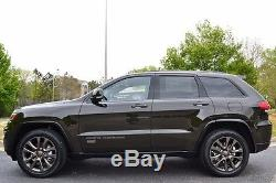 Jeep Grand Cherokee Limited 75TH ANNIVERSARY ED $44420 MSRP WE FINANCE