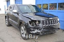 Jeep Grand Cherokee Overland N0T Summit 0R Limited 3.6L 4X4 Nav Loaded