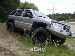 Jeep Grand Cherokee Wj 1999 2004 Wheel Arch Extensions Fender Flares + New +