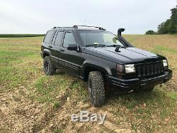 Jeep Grand Cherokee ZJ 1997 5.2 V8 Liebhaberstück, restauriert, TÜV 08.2021