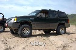 Jeep Grand Cherokee ZJ 4 X-Series Suspension Lift Kit 1993-1998