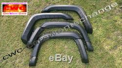 Jeep Grand Cherokee Zj 1992 1998 Fender Flares Wheel Arch Extensions