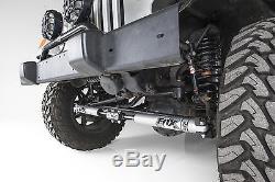 Jeep TJ XJ ZJ BDS FOX 2.0 Dual Steering Stabilizer Kit 1984-2006