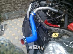 Jeep WK/WH 3.0 CRD Intercooler hose + Resonator replacement silicone hose