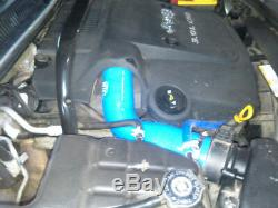 Jeep WK/WH 3.0 CRD cold intake pipe replacement
