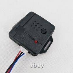 Keyless Entry Engine Start Push Button Remote Alarm Kit For Car Ignition Switch