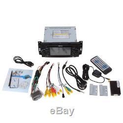 Koolertron Autoradio DVD GPS Satnav For Jeep Grand Cherokee/Chrysler 300C/Dodge