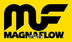 Magnaflow 94006 Universal High-Flow Catalytic Converter Oval 2.5 In/Out