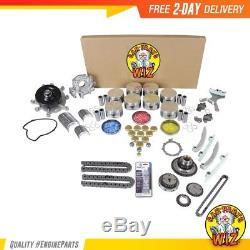 Master Engine Rebuild Kit Fits 99-03 Jeep Dodge 4.7L V8 SOHC 16v Cu. 287 VIN N