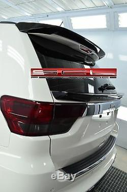 Mid Spoiler for Jeep Grand Cherokee WK2 SRT8 2011-2013 SCL Performance