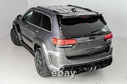 Mid spoiler TITAN for Jeep Grand Cherokee WK2 SRT, Laredo & Trackhawk 2014-2020