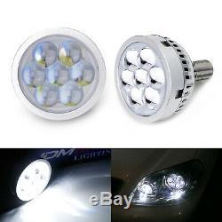 Mini 3 Q45 Style Multi-Lens 25W LED Projector Kit For Headlight Custom Retrofit