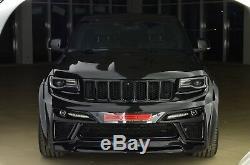 Minimal Body Kit for Jeep Grand Cherokee WK2 SRT8/Laredo and Trackhawk 2013-2020