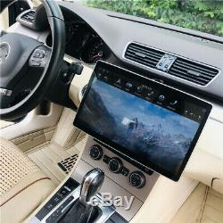 NEW 12.8 Android8.1 2Din 1080P 4+32GB Car Stereo Radio GPS Nav Player Universal