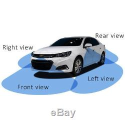NEW 360° View Panoramic System 4 Camera Car DVR Recording Parking Rear View
