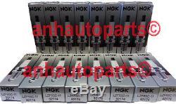 NGK (Set of 16) for Dodge Mopar Chrysler Jeep NGK 92174 Spark Plug LZFR5C-11
