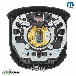 New Mopar Srt Charger Challenger Cherokee Illuminated Steering Wheel Horn Cover