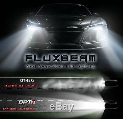 OPT7 5202 LED Fog Light 3,500 Lm Conversion Kit 60w CREE 6000K White Lamp Bulbs