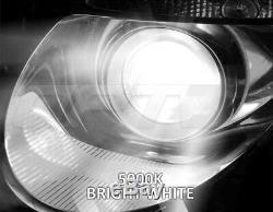 OPT7 Premium AC 55W CANBUS HID Kit H11 5000K Bright White Xenon Light Conversion